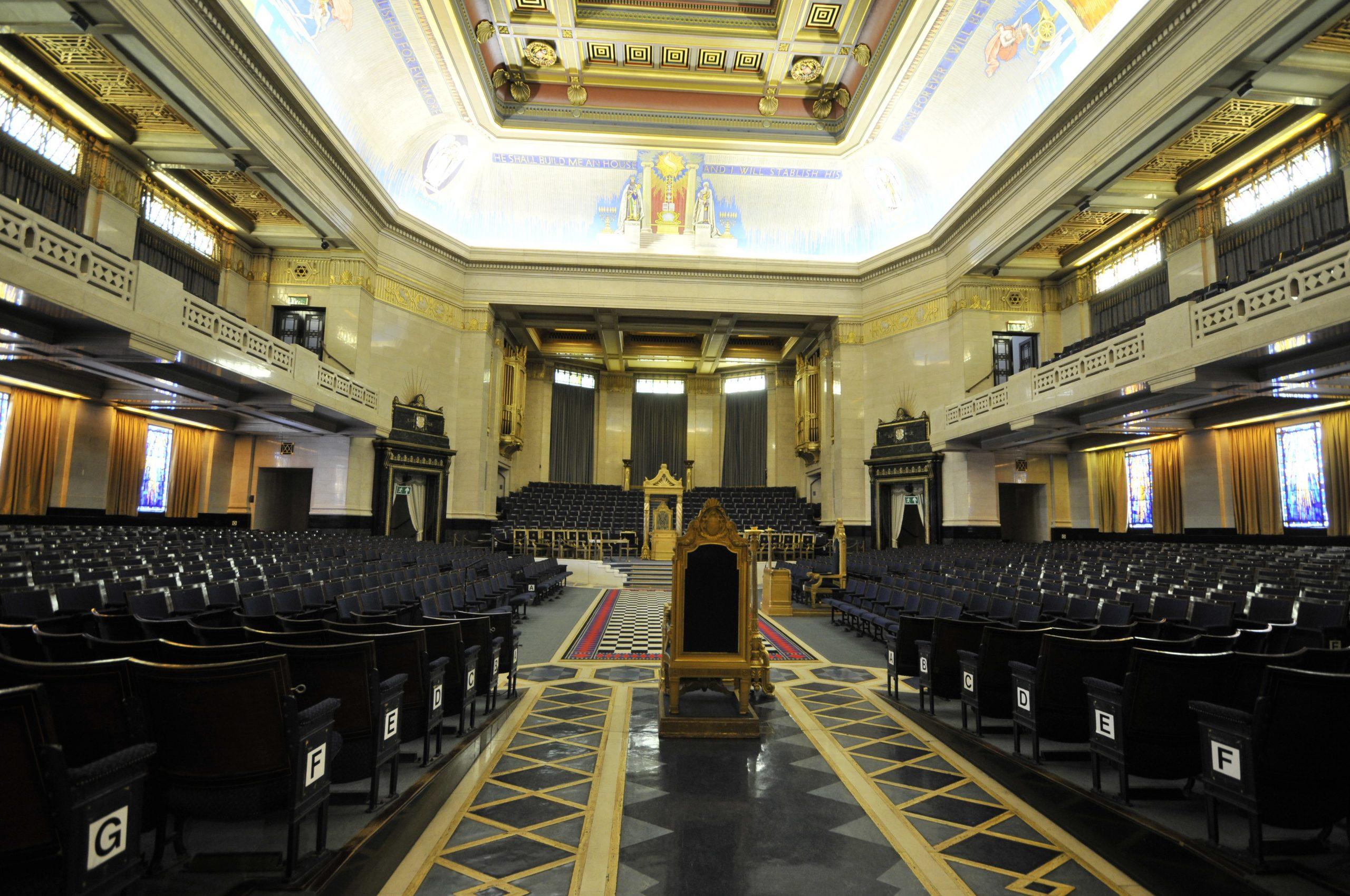 Grand Temple Freemasons' Hall