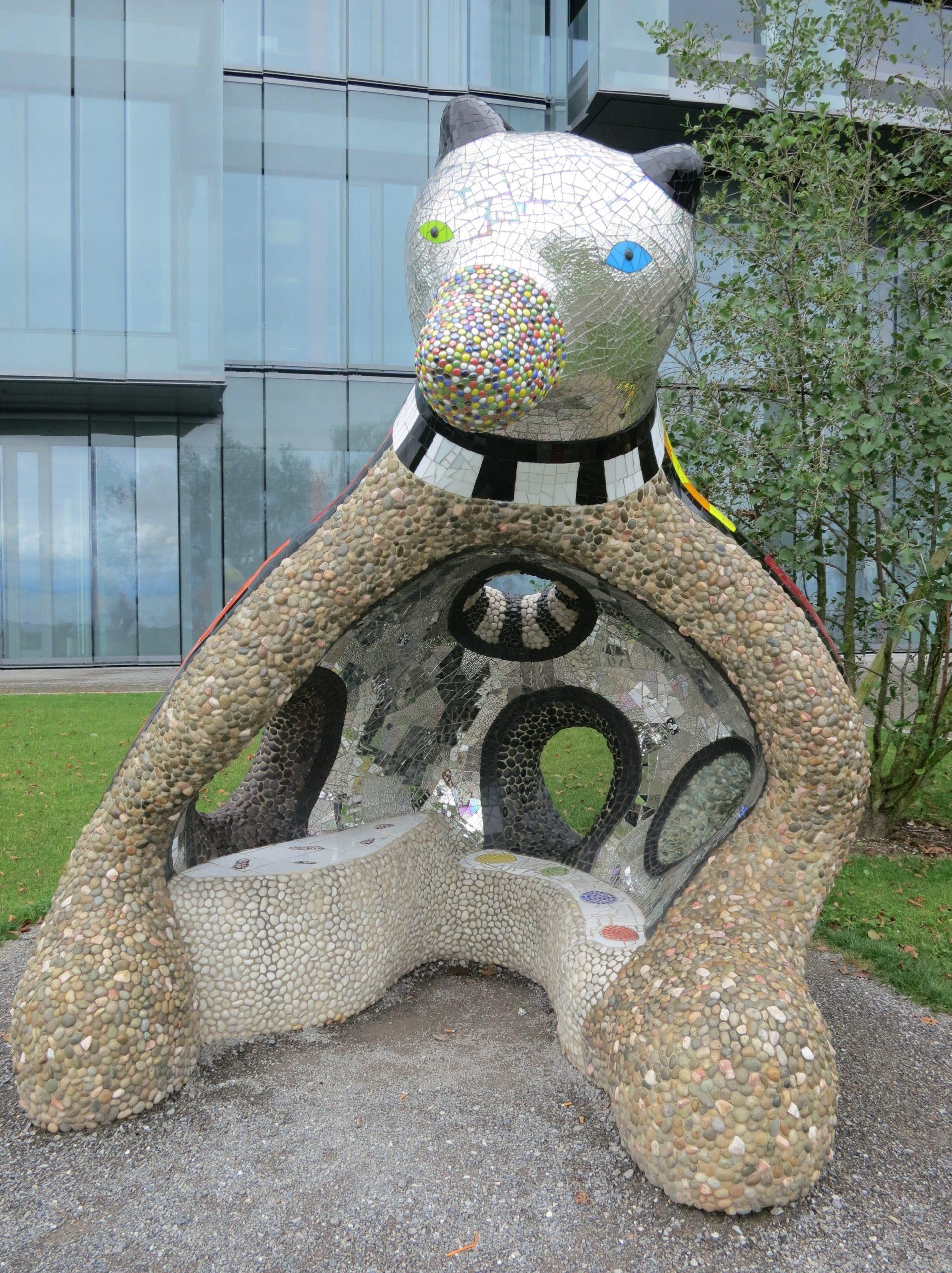 Bear, Niki de Saint Phalle