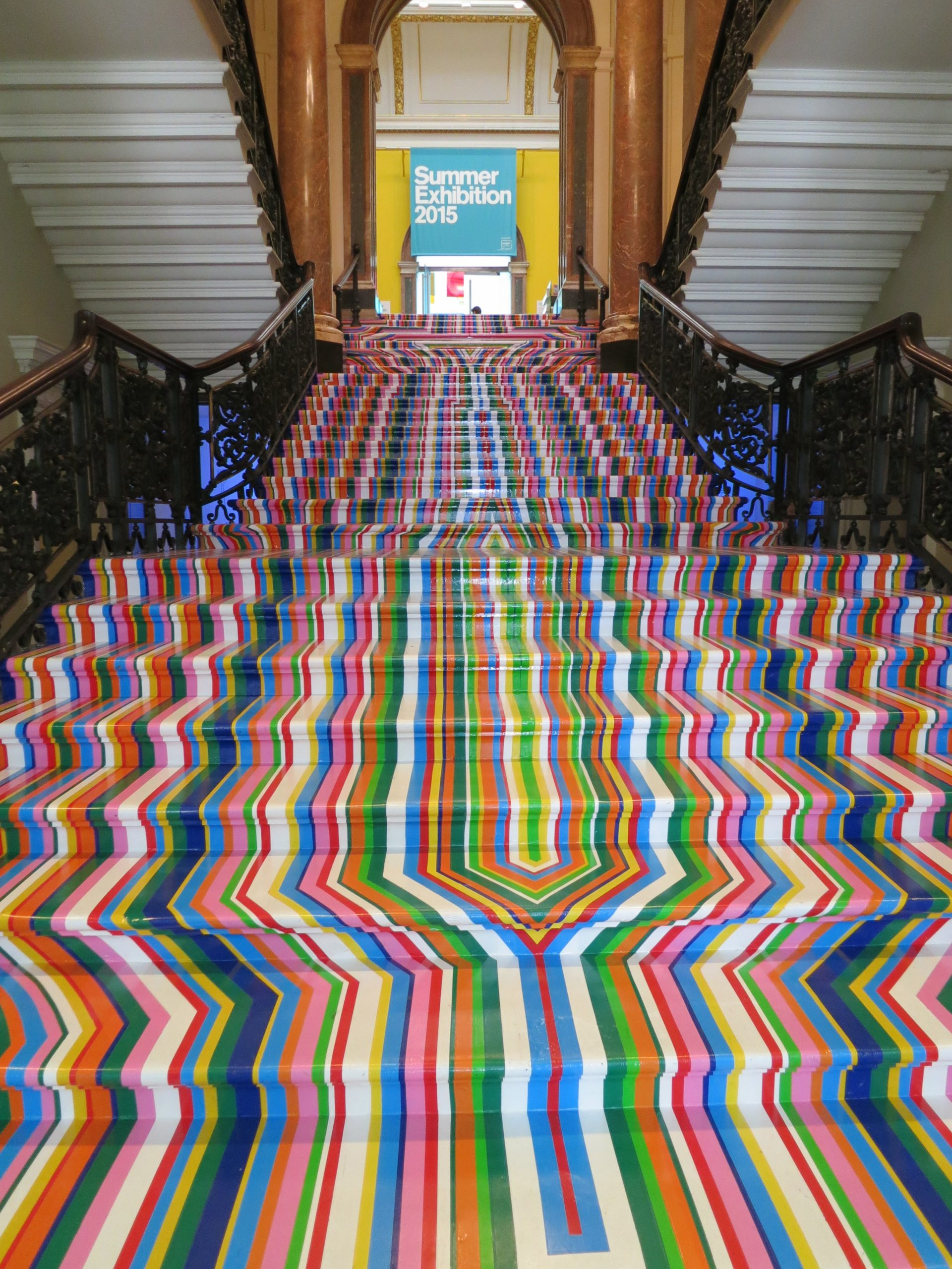 Summer Exhibition 2015 At The Royal Academy Catherine S