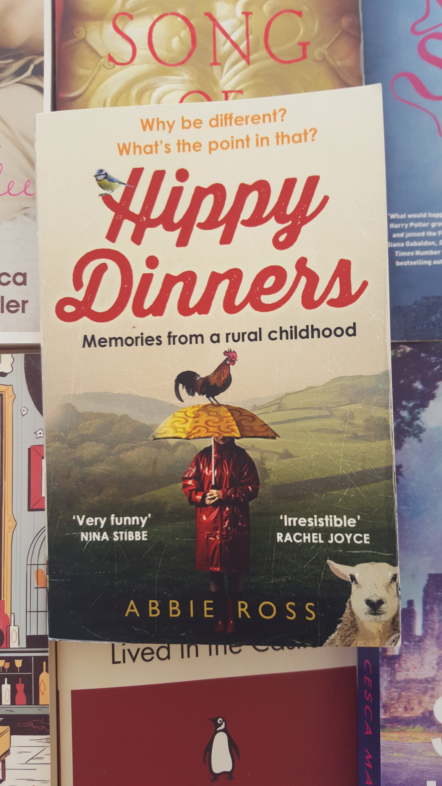 Hippy Dinners, Abbie Ross
