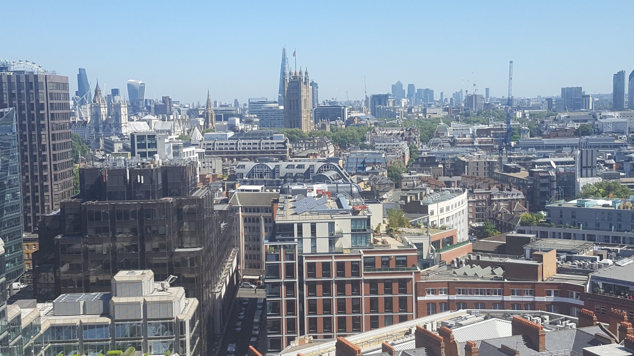 Westminster Cathedral view