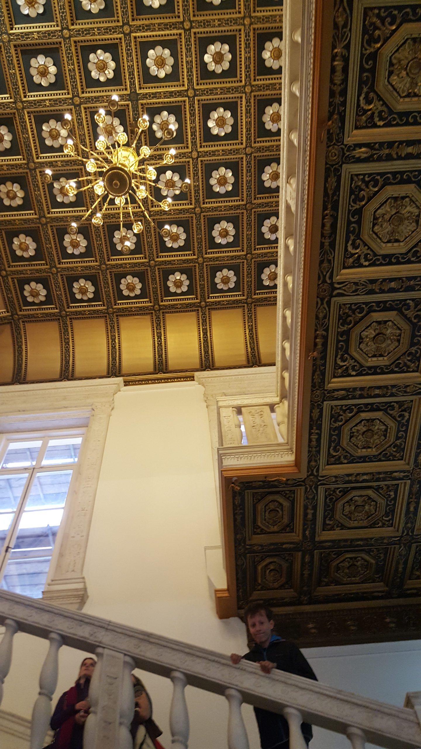 Staircase, 6-9 Carlton House Terrace