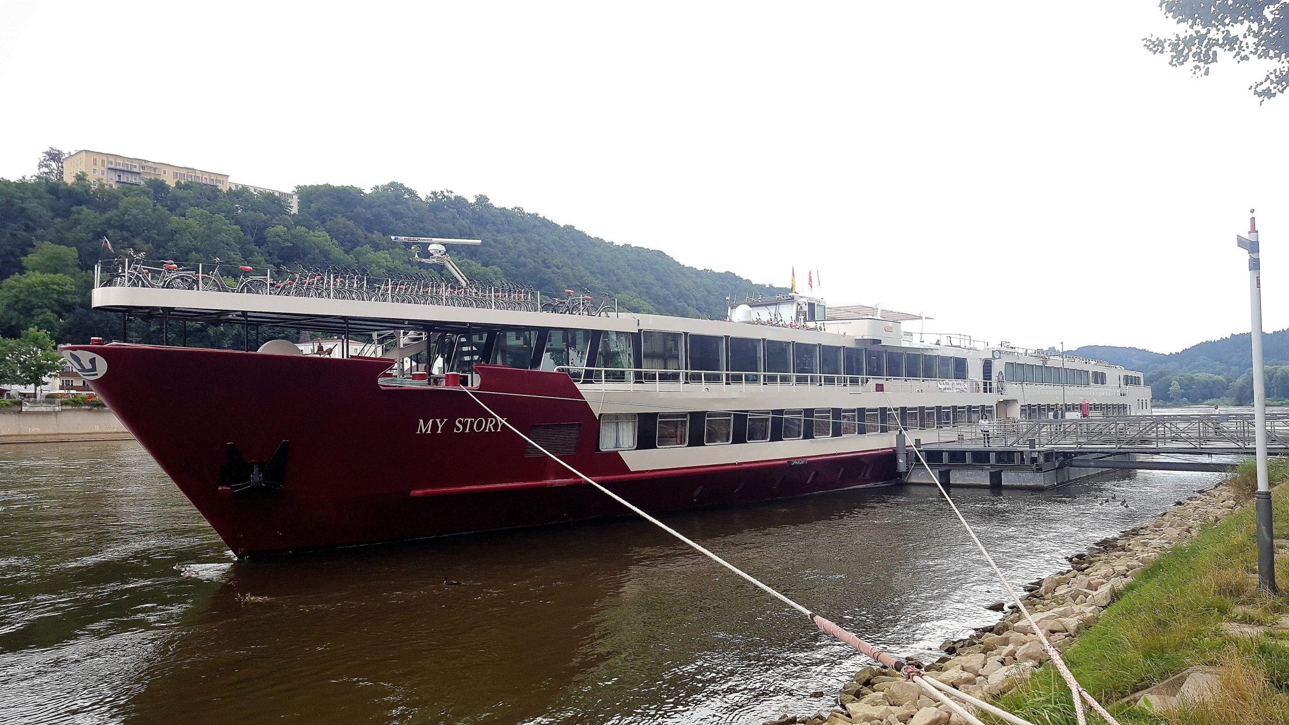 Cycle Cruise Danube