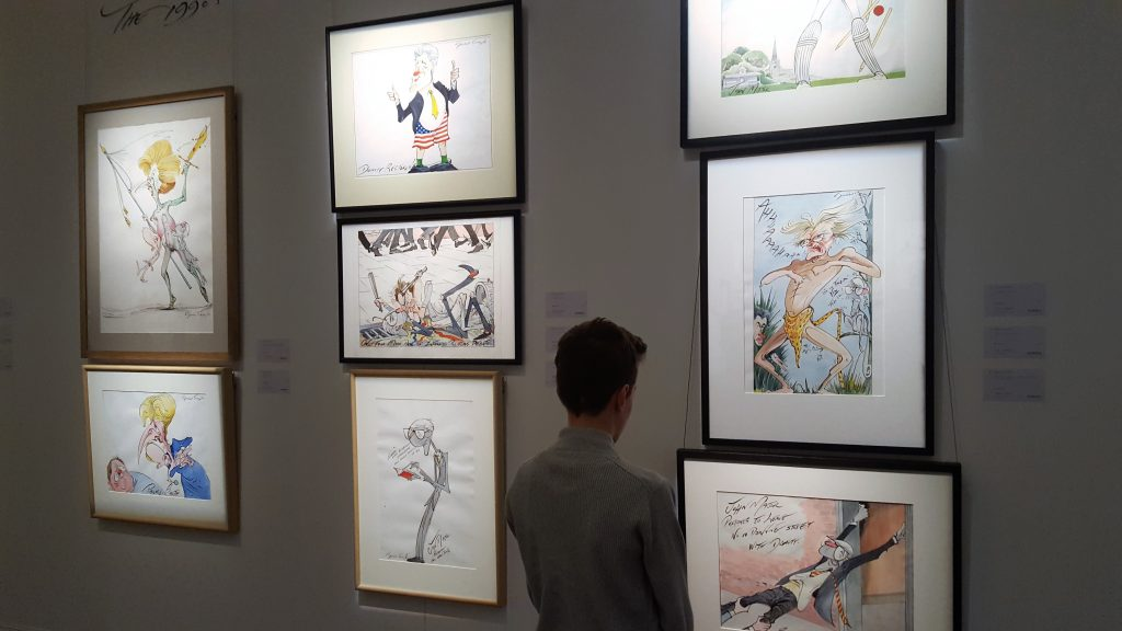 Scarfe at Sotheby's