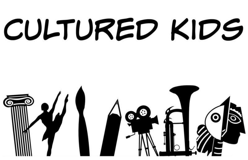 #CulturedKids October 2017