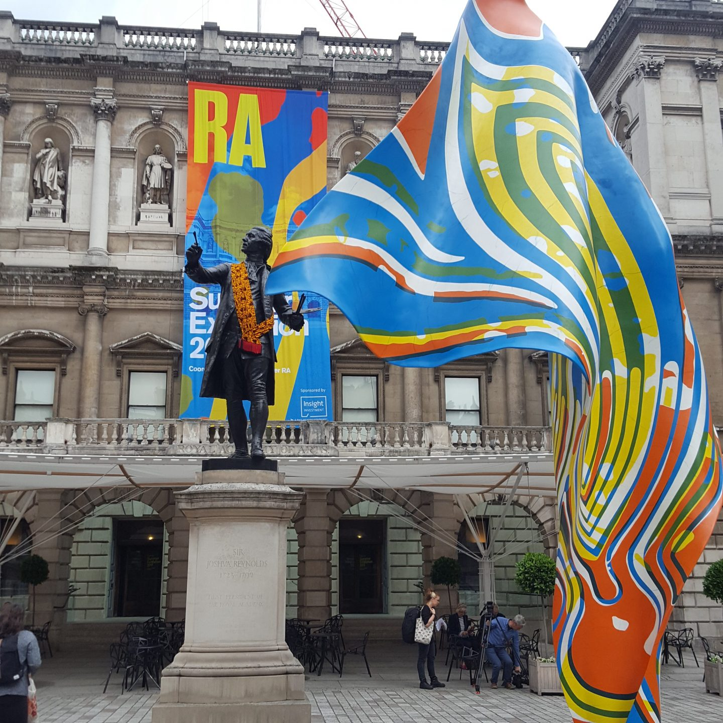 SUMMER EXHIBITION 2017 at the ROYAL ACADEMY