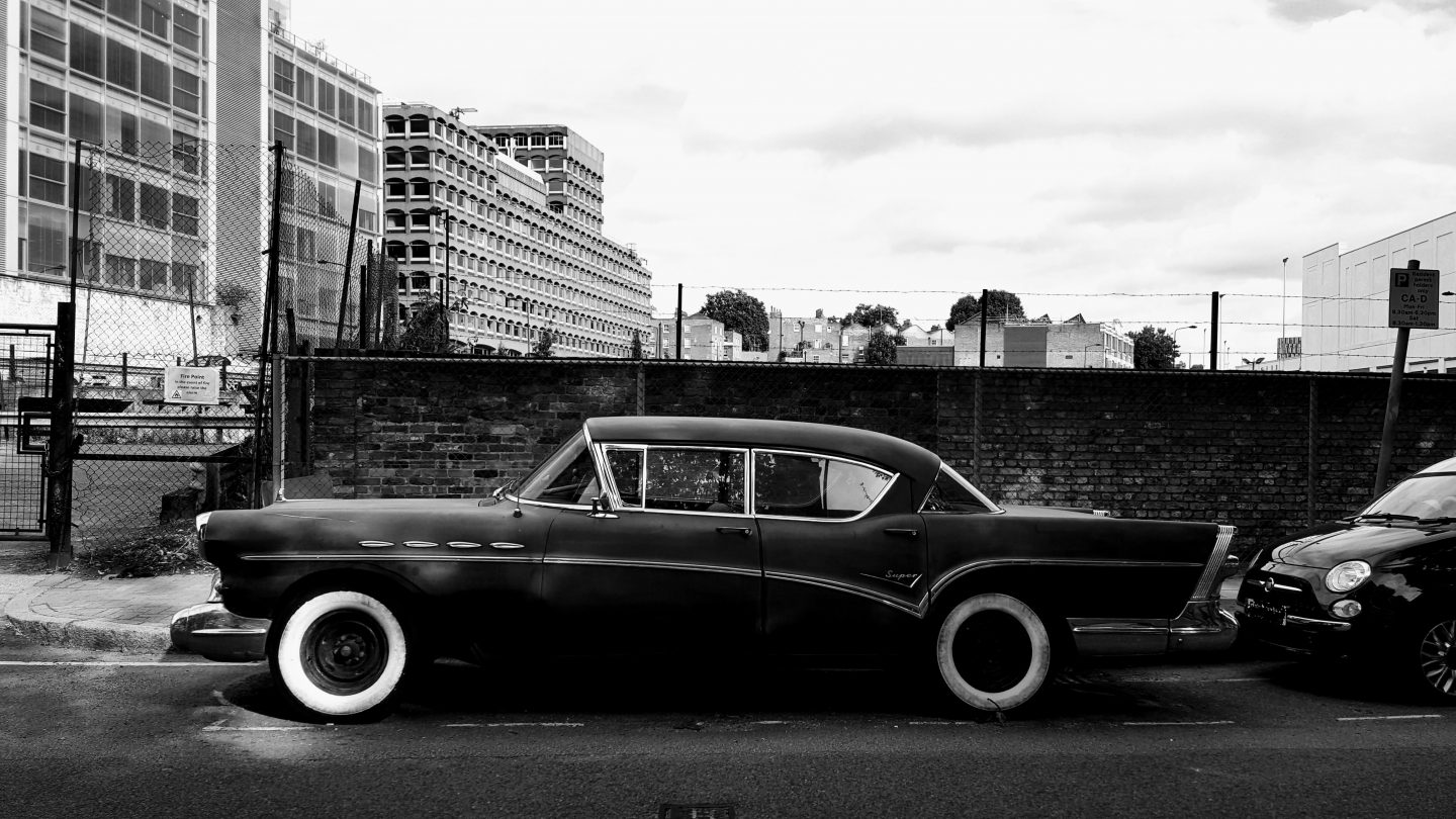 BUICK SUPER – WELL I THINK THAT'S WHAT IT IS!