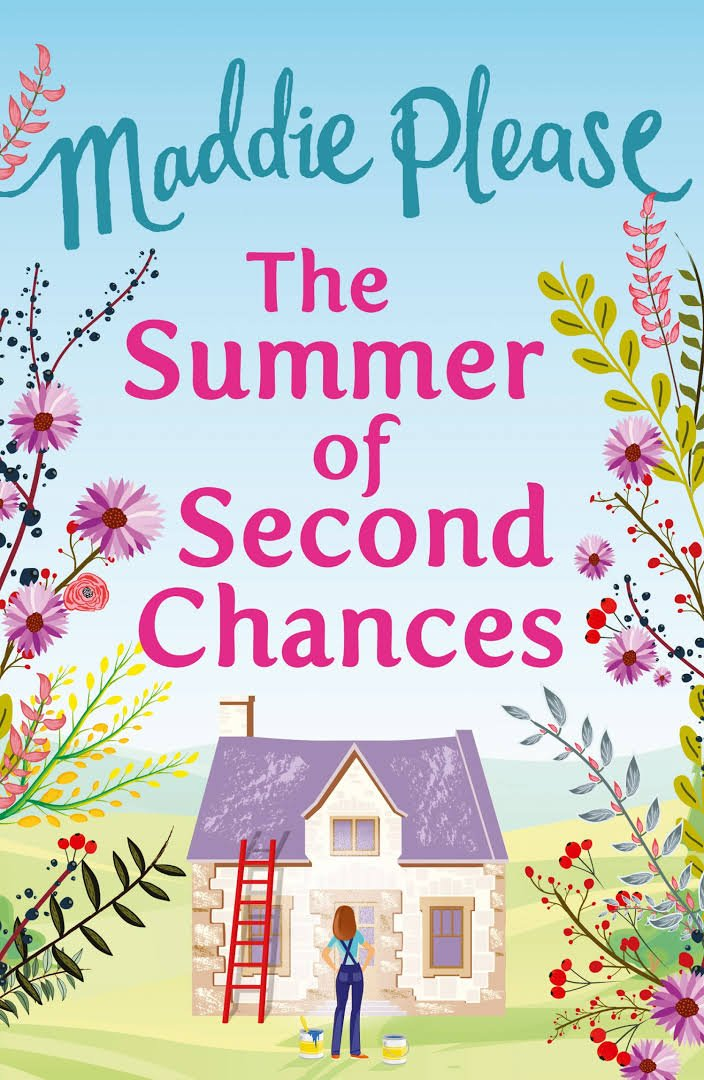 BOOK REVIEW: THE SUMMER OF SECOND CHANCES by Maddie Please