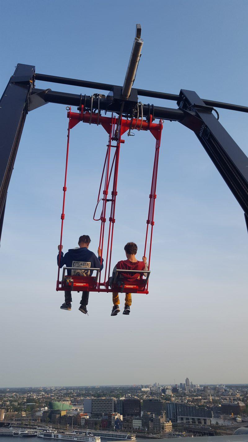 A'dam Lookout swing