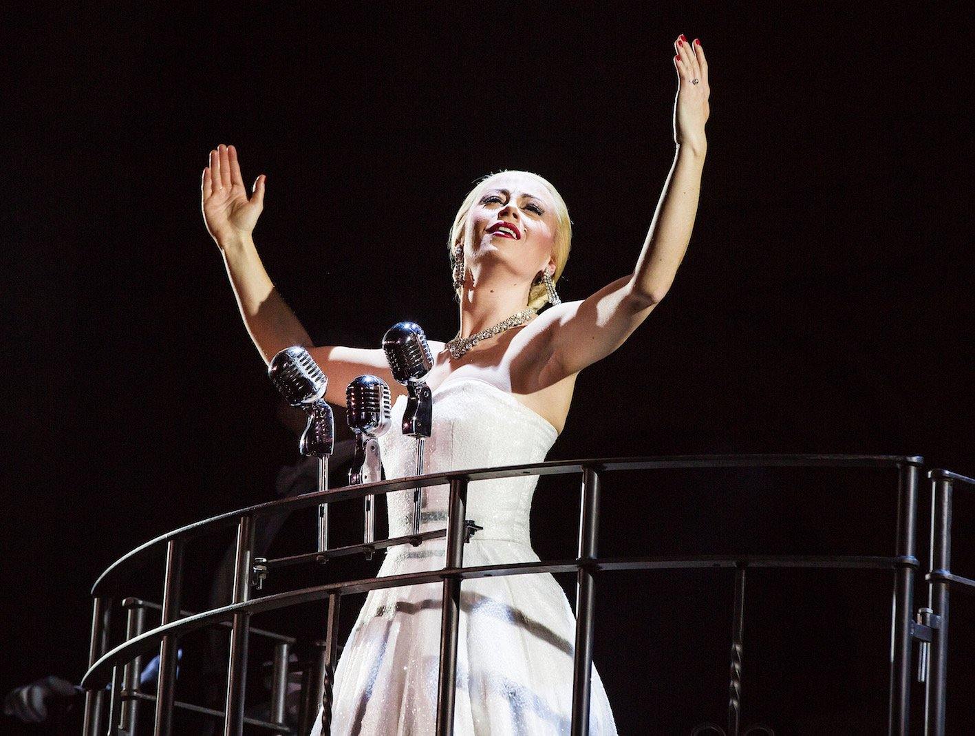 EVITA at the Phoenix Theatre