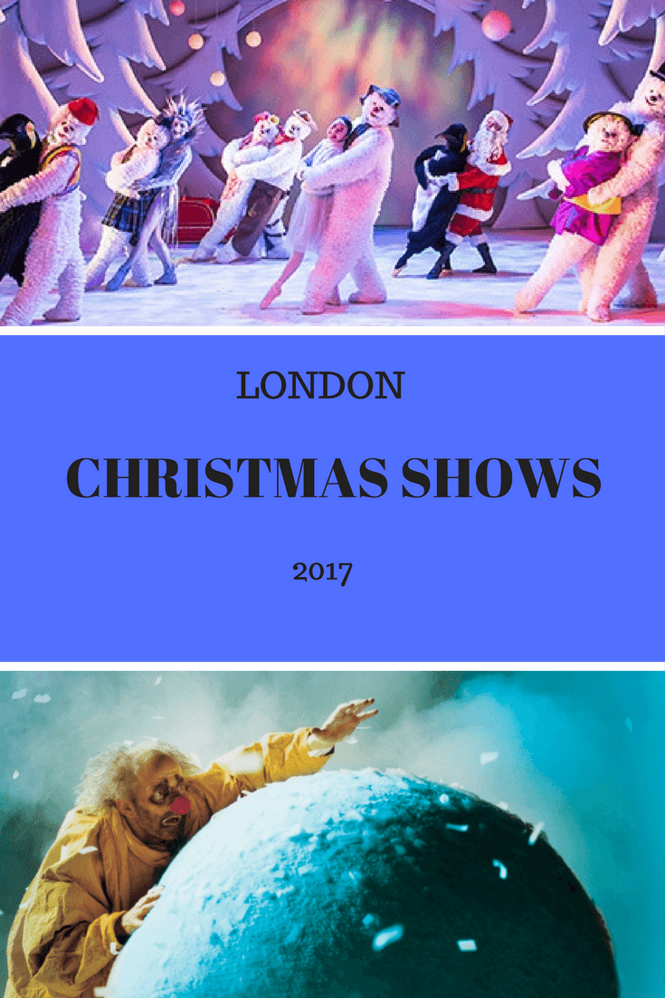 London Christmas Shows 2017