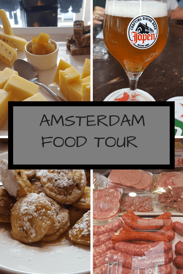AMSTERDAM FOOD TOUR