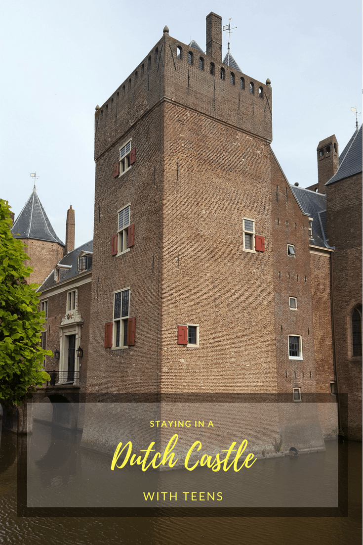 Staying in a Dutch Castle