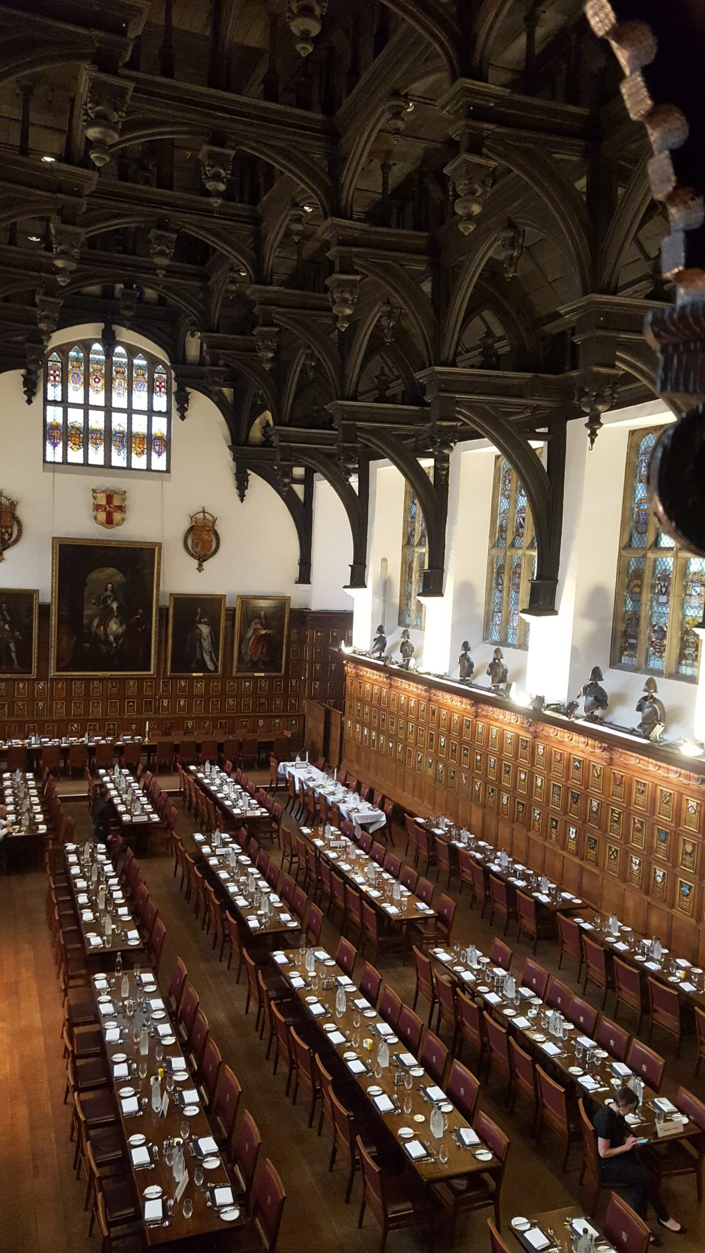 VISITING MIDDLE TEMPLE - Catherine's Cultural Wednesdays