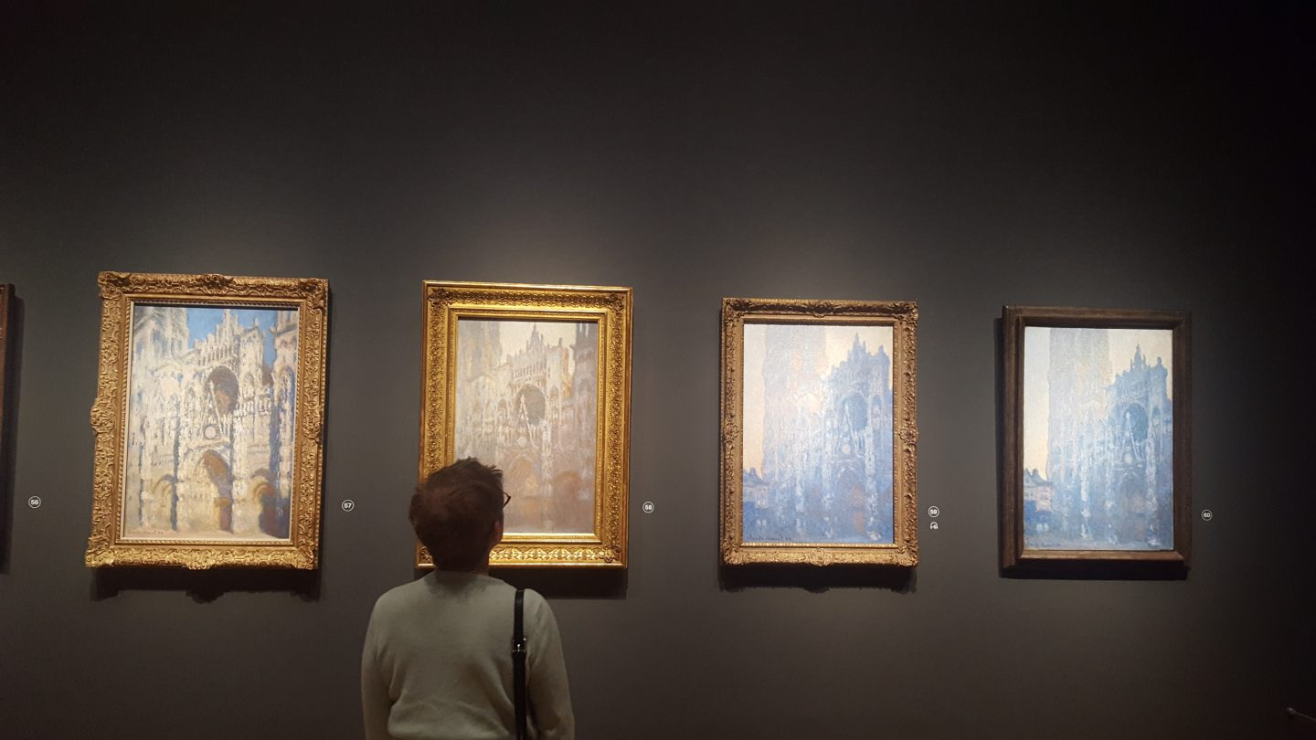 Claude Monet Rouen Cathedral Monet and Architecture National Gallery London