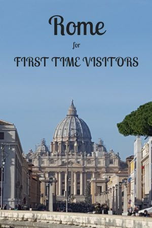 Rome for First Time Visitors