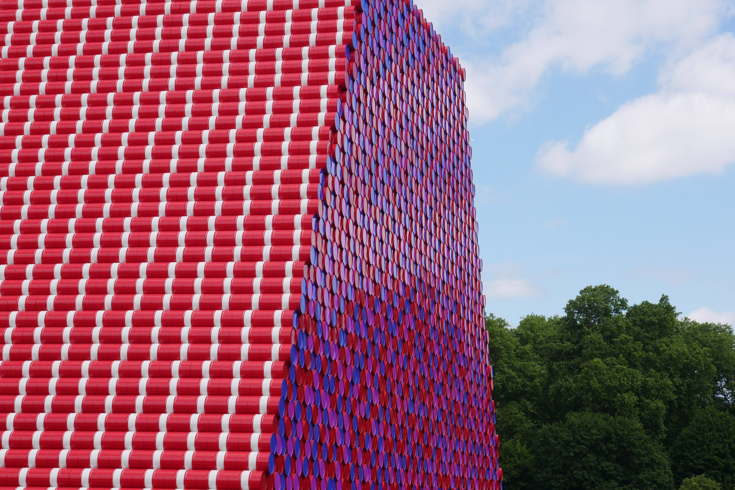 Close up London Mastaba