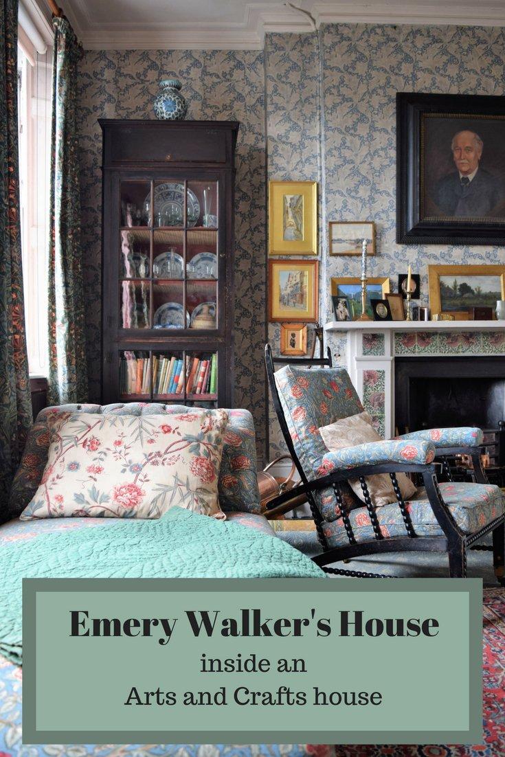 Emery Walker's House