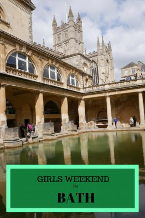 Eight Things to do in Bath