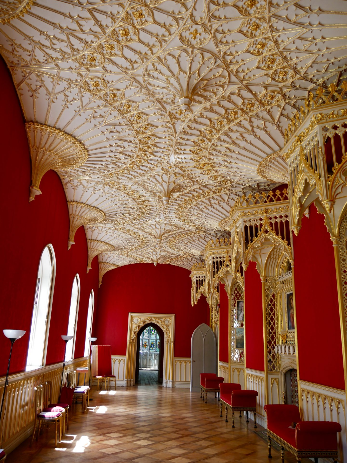 Gothic Romance: Inside Strawberry Hill Houses